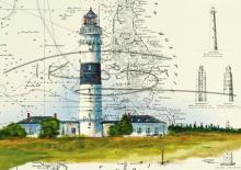 Leuchtturm Kampen auf Westerland, Sylt