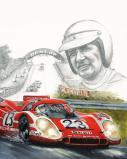 Sieg in Le Mans 1970