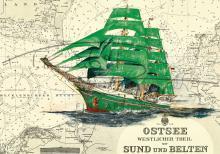 Segelschulschiff Alexander von Humboldt