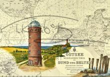 Peilturm Kap Arkona auf Rügen