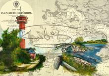 Leuchtturm Holnis, Flensburger Förde