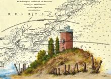 Leuchtturm Pelzerhaken in der Neustädter Bucht