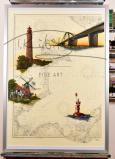 Leuchtturm Flügge, Fehmarnsundbrücke, Mühle Lemkenhafen